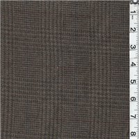 *2 YD PC--Taupe/Green Wool Suiting
