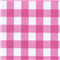 *3 YD PC--Pink 1 Inch Gingham