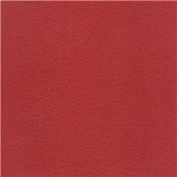*7/8 YD PC--Red Fleece