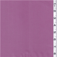 *2 1/4 YD PC--Fuschia Herringbone Suiting