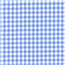 *1 YD PC--Blue 1/4 Inch Gingham