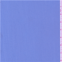 *4 YD PC--Periwinkle Blue Crinkled Chambray