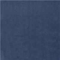 *3 7/8 YD PC-Grey Blue Stretch Velvet