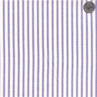 *1 YD PC--Purple Duck Ticking