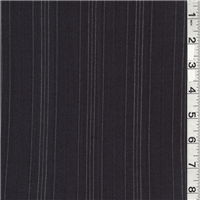 *3/4 YD PC--Navy Blue/Beige Suiting
