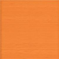 *1 YD PC--Tangerine Silk Dupioni