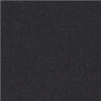 *1 5/8 YD PC--Black Denim