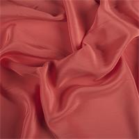 Tangerine Silk Crepe de Chine