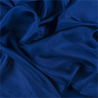 Blue Silk Habotai