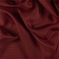 Red Silk Habotai