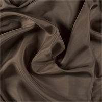 Brown Silk Habotai