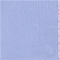 *7 YD PC--Light Blue Gauze Knit