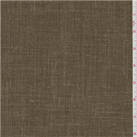 *4 YD PC--Tobacco Brown Wool Suiting