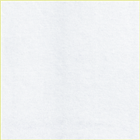 *3 YD PC--White Sweatshirt Fleece