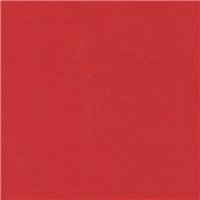 *2 3/8 YD PC--Red Broadcloth