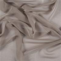 Bronze Silk Chiffon
