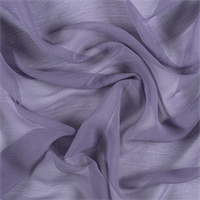 Amethyst Silk Double Georgette