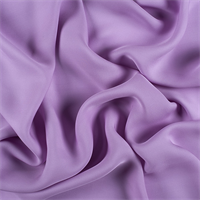 Lavender Silk Double Georgette