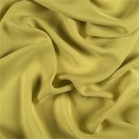 Chartreuse Silk Double Georgette