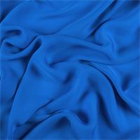 Sapphire Silk Double Georgette