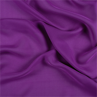 Grape Silk Double Georgette