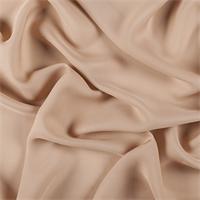 Camel Silk Double Georgette