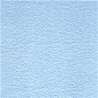 *5/8 YD PC--Blue Terry Cloth