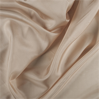 Pale Peach Silk Habotai