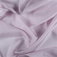 Light Orchid Silk Habotai