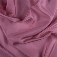 Carnation Pink Silk Habotai