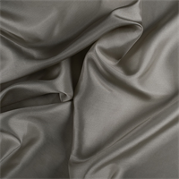 Light Taupe Silk Habotai