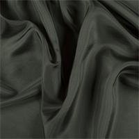 Olive Green Silk Habotai