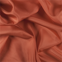 Orange Silk Habotai
