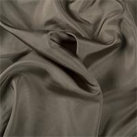Dark Olive Silk Habotai
