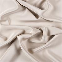 Beige 4 Ply Silk Crepe