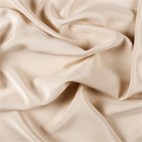 Pale Peach 4 Ply Silk Crepe