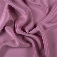 Carnation Pink 4 Ply Silk Crepe