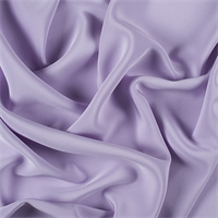 Lilac 4 Ply Silk Crepe