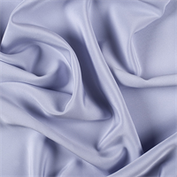 Light Blue 4 Ply Silk Crepe