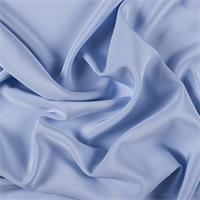 Steel Blue 4 Ply Silk Crepe