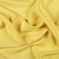 Bright Yellow 4 Ply Silk Crepe