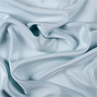 Pale Blue 4 Ply Silk Crepe