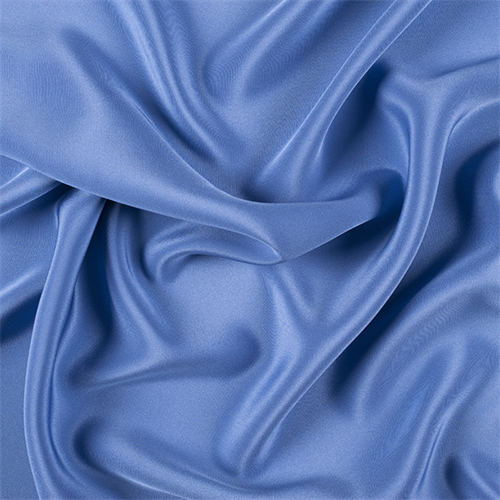 Periwinkle 4 Ply Silk Crepe 7000m149 Fashion Fabrics