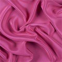 Fuschia 4 Ply Silk Crepe