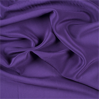 Purple 4 Ply Silk Crepe