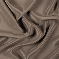 Olive Brown 4 Ply Silk Crepe
