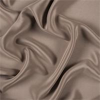 Mocha 4 Ply Silk Crepe