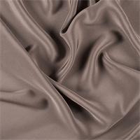 Dark Taupe 4 Ply Silk Crepe