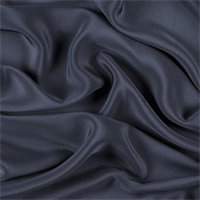 Navy Blue 4 Ply Silk Crepe