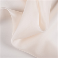 Vanilla Silk Organza
